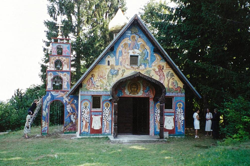 Fresque à Annecy